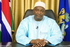 Gambian Presidential and Diaspora Meeting
