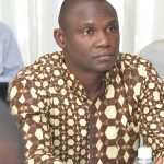 Bakary Krubally, Director Aid Coordination, MoFEA