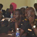 Foday Gassama, Dep. Commissioner; commissioner irregular migration, GID