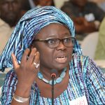 Haddijatou Njie, Exec. Director, Gambia Voluntary Services - GVS