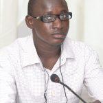 Kebba Jeffang, Reporter, FOROYAA