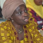 Dr. Siga Fatima Jagne, Member, GAMNATT