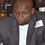 Ebrima Darboe, DPS, MoTWI