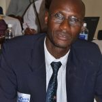 Landing M. Sanneh, Judicial Secretary, Office of Chief Justice, MoJ